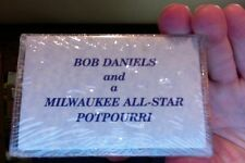 Bob Daniels and A Milwaukee All-Star Potpourri- new/sealed cassette tape