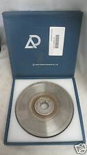 Asahi Diamond Wheel SD800-11V-0.2R, 4 Groove Grind Wheel