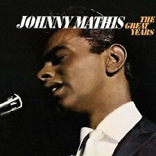 The Great Years by Johnny Mathis (CD, Mar-2009, 2 Discs, Wounded Bird)