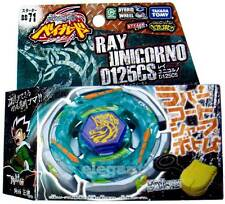 Toupie TAKARA TOMY Beyblade Ray Unicorno D125CS BB71 Hybrid Wheel Light Launcher