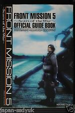 Front Mission 5 Scars of the War Official Guide Book