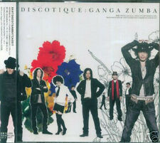 Ganga Zumba - Discotique - Japan CD - NEW J-POP