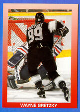 1990-91 All-Sports Superstars (Series 4) WAYNE GRETZKY (Kings)  (ex-mt)