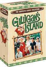 Gilligan's Island: The Complete Series Seasons 1 2 3 Boxed DVD Set NEW!