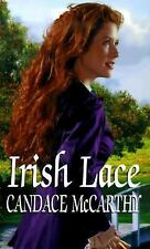 Irish Lace (Zebra Historical Romance) by Mccarthy Candace