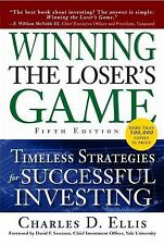 Winning the Loser's Game, Fifth Edition: Timeless Strategies for Successful Inve