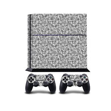 Grigio Marmo ps4 PLAYSTATION 4 Vinile Wrap/Playstation 4 ps4 Skin Sticker Cov.