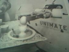 ephemera 1969 - picture unimate robot egg maker cook