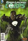 GREEN LANTERN CORPS #35 - MONSTER VARIANT COVER - NEW DC52 - 2014