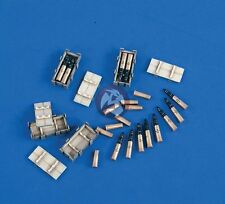 Verlinden 1/35 76mm Tank Ammo Shells, Cartridges & Crates for T-34/76 WWII 2170