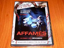 AFFAMES / HUNGER - FRANÇAIS / ENGLISH - scellé / sealed