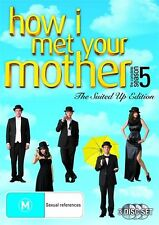How I Met Your Mother : Season 5 DVD New/Sealed Region 4