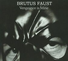 Audio CD Vengeance Is Mine  - Brutus Faust Acceptable