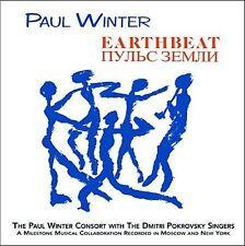 Paul Winter Consort - Earthbeat (CD, Living Music, AM)