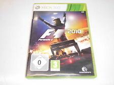 XBOX 360 f1 2010-formula 1 di Codemasters