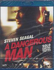 Blu-ray **A DANGEROUS MAN** con Steven Seagal nuovo sigillato 2009