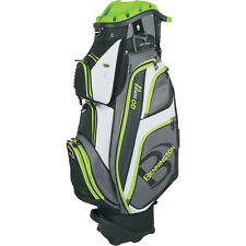 2016 Bennington Quiet Organizer 14 Cart Bag - Lime, New