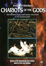 CHARIOTS OF THE GODS - UFO & CONSPIRACY THEORIES - NEW DVD - FREE LOCAL POST