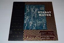 Giovanni Battista Pergolesi~Stabat Mater~Mario Rossi~Vanguard BG-549~Vienna
