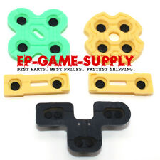 Rubber Button Pad Set For PS2 Dualshock 2 Controller Start Select - 2 Sets