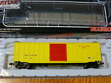 "Atlas HO #20002582 Trainman US Army ACF 50' 6"" Box Car (Rd #29424)"