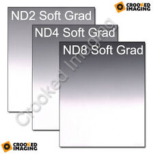 Kood Graduated Neutral Desnity ND Filter Kit 100mm ND2 ND4 ND8 Soft Edge Lee