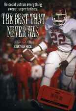 ESPN Films 30 for 30: The Best That Never Was (2010, REGION 1 DVD New)