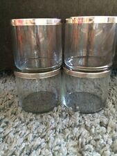 Empty Bath and Body Works 3 wick Candle Jar With Lid
