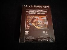 8-Track Tape Cartridge: Everything You Need To Know To Operate a C.B. Radio