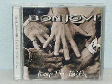 "*****CD-BON JOVI""KEEP THE FAITH""-1992 Mercury*****"