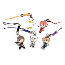 Set 5 Strap / Phonestrap Gintama
