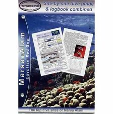 Dive Log Book Pages, Guides Maps - Marsa Alam Region -  Eygpt Red Sea