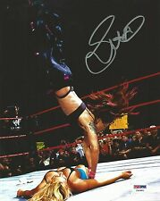 Lita Signed WWE 8x10 Photo PSA/DNA COA Pro Wrestling Diva Picture Autograph 6
