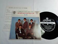"GOLDEN ROLLING STONES, VOL.3 7"" 33 EP JAPAN ORIGINAL LS 151 LONDON ELITE SERIES"