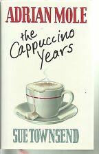 Adrian Mole: The Cappuccino Years by Sue Townsend  h/b 1st UK edition 1999