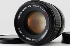 [Exc+++] Canon FD 100mm f/2.8 S.S.C. Lens FD Mount from Japan #5111