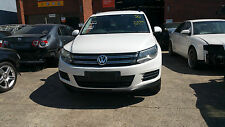 VW Tiguan 2012 2.0 TDI WRECKING PARTS starting from Ten Dollars