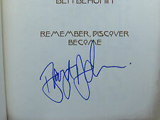 DISCOVERING ISAAC THE BELOVED Signed by Author Ben Behunin Christian Mormon