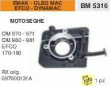 POMPA OLIO MOTOSEGA EMAK OLEOMAC EFCO 170 180 DYNAMAC OM970 OM971 OM980 OM981 OM
