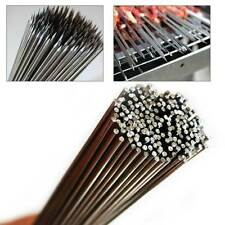 50pcs Stainless Steel 35cm Barbecue BBQ Skewers Needle Kebab Kabob Stick