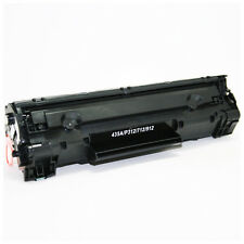 2 HP 35A CB435A Black Toner Cartridge for Laserjet P1005 P1006 Printer Laser Ink