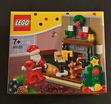 LEGO 40125 SANTA'S VISIT Christmas Seasonal Set with Santa Minifigure