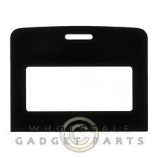Lens Caller ID for LG VX9100 enV2 Black Glass Screen Cover Protective Replace