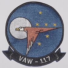 US Navy Aufnäher Patch VAW 117 Carrier Airborne Early Warning Squadron ....A2543