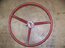 1968 69 MOPAR STEERING WHEEL #2852091 ROAD RUNNER GTX SUPERBEE DART BARRACUDA