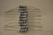 KOA 2W Watts Metal Oxide Resistor 30 200 560 1.5K  22K 51K OHM Lot of 10 pieces