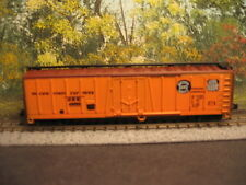 AHM MINI TRAINS N SCALE #4454 H REEFER PACIFIC FRUIT EXPRESS