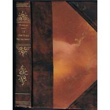 Le CHÂTEAU du HASARD de Paul VIALAR Editions du Bateau Ivre Ma Bibliothèque 1948