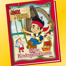 JAKE UND DIE NIMMERLAND PIRATEN | Meine Kindergartenfreunde | Freunde-Buch(Buch)