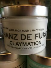 Hanz De Fuko Claymation 2 oz Same Day Free Shipping